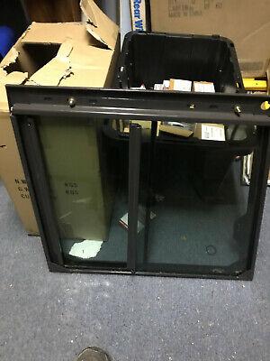 New Holland Skid Steer Loader Door Frame With Glass Part Number 86506693 New