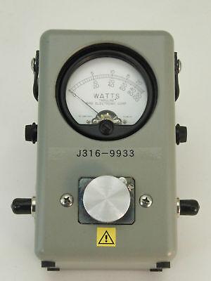 9933 Bird Rf Directional Thruline Wattmeter New 43