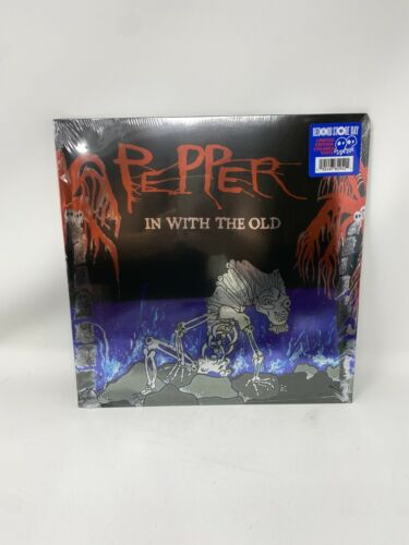 *READ - DAMAGED* PEPPER - IN WITH THE OLD LP VINYL RECORD STORE DAY RSD 2021