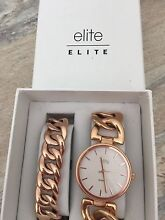 Rose Gold watch set Soldiers Point Port Stephens Area Preview