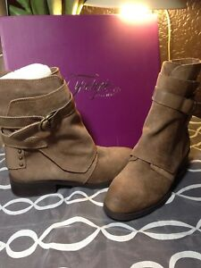 Fergie Suede Ladies Boots ...New in box