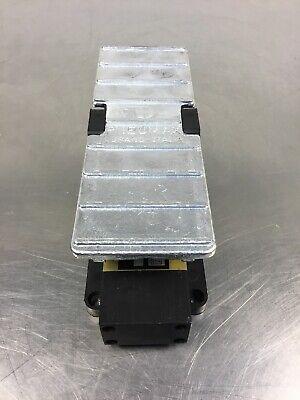 Pneumax Pneumatic Foot Pedal Controller With 214.53.31.10.1 Manual Valve  6d