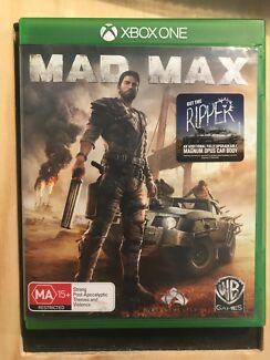 Mad Max- Xbox one