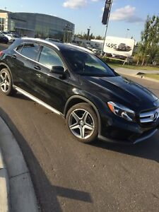 Mercedes GLA 250 AWD Sport Package