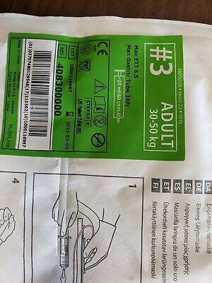 Ambu 321300000u Auraonce Single Use Laryngeal Mask 3 Adult 30 - 50kg - 1 Each