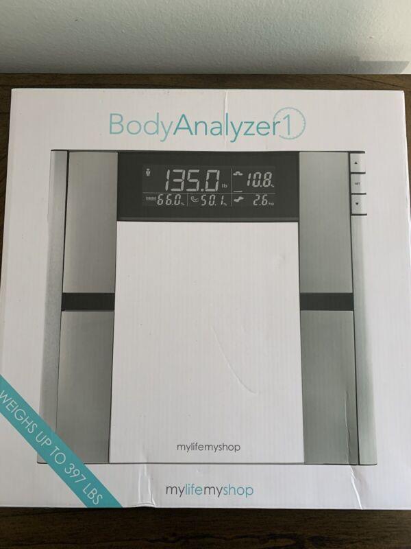 My Life My Shop Digital Body AnalyzerScale