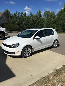 2013 VW Golf Highline 2.5