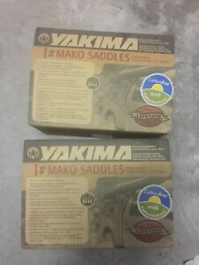 GARAGE SALE - Yakima Mako Saddles for Kayak