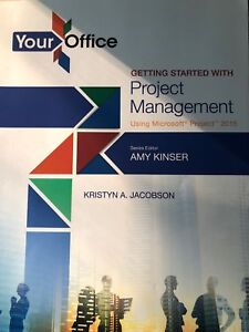 COMP 1115: Project Management using Microsoft project 2016