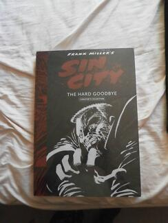 Signed Sin City