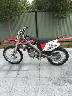 250 Motocross bike Torquay Fraser Coast Preview