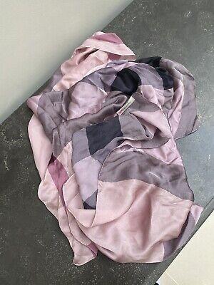 Burberry Silk Ladies Scarf