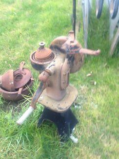 Old antique milk separator Dereel Golden Plains Preview