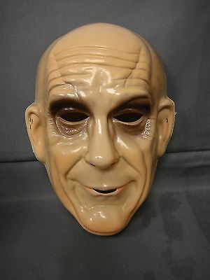 THE ADDAMS FAMILY UNCLE FESTER HALLOWEEN MASK PVC - Uncle Fester The Addams Family