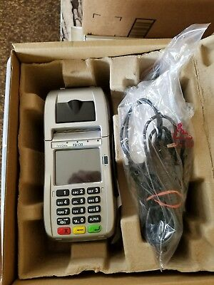 First Data Fd 130 Terminal With Internal Pin Pademvnfcwifi 001867064new