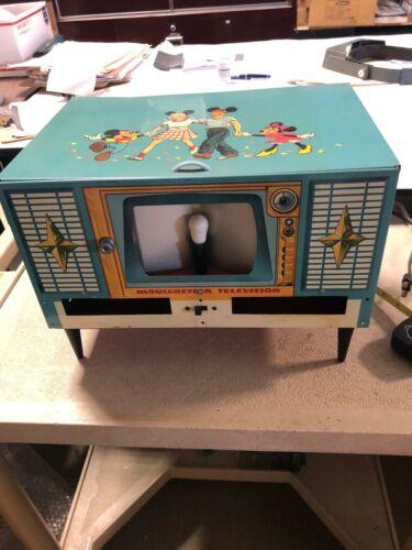 Mouseketeer Storyteller Disney TV Mickey Mouse Record Player
