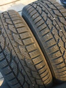 Four brand new 225 60 16 Firestone