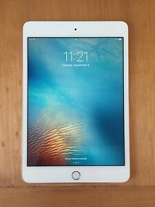 iPad Mini 4 - 16GB - Gold