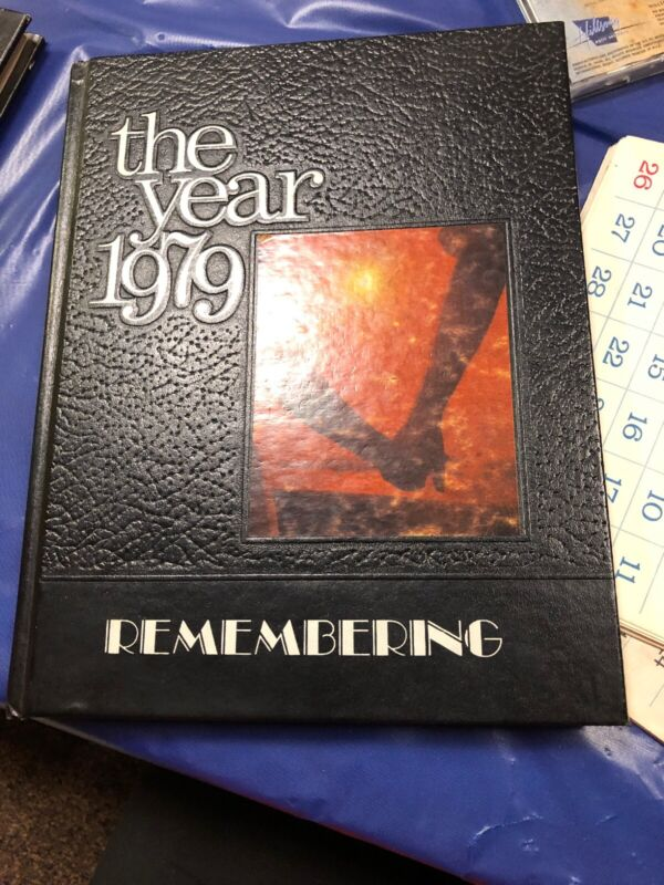 1979 Ironton High School Yearbook The Year Remembering