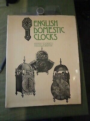 ENGLISH DOMESTIC CLOCKS Book wall fusee weight movements bracket & longcase