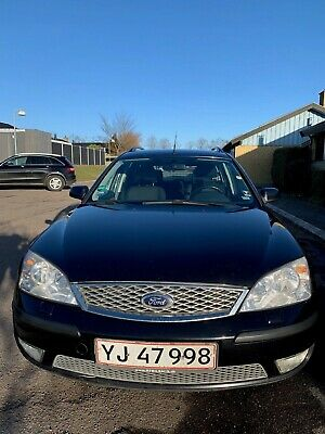 Ford Mondeo 2,0 145 Trend stc. 5d