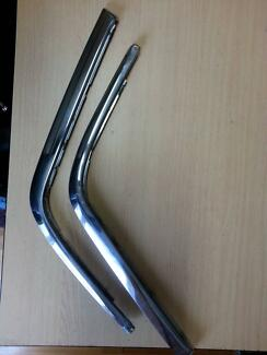 MERCEDES C-CLASS W202 96 ~C200 FRONT BAR MOULDS Left & Right Glenwood Blacktown Area Preview