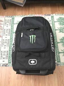 Custom Monster Energy OGIO bag! $60 obo Cheap!!!