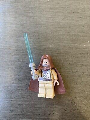 Lego Star Wars Death Star Minifigure: OBI-WAN KENOBI sw0206 Set 10188 Rare!