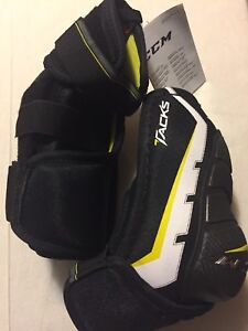 New elbow pads