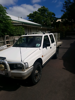 1996 Holden rodeo