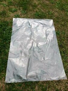 50 Heavy Duty Large Plastic Bags Clear 400mmx800mm for Manure Bag Prestons Liverpool Area Preview