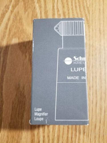 Schneider-Kreuznach LUPE 4x MC Magnifier Loupe Germany