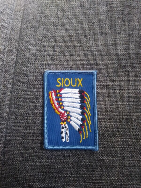 Bsa Patch Sioux