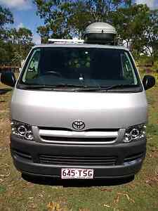 Toyota Hiace 2005 Campervan Clontarf Redcliffe Area Preview