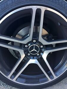 AMG 19 inch rims must sell Tullamarine Hume Area Preview