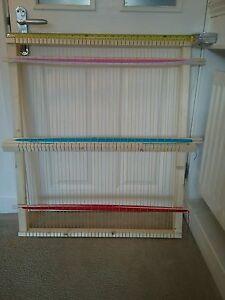 Weaving loom /frame70cms x 80cms
