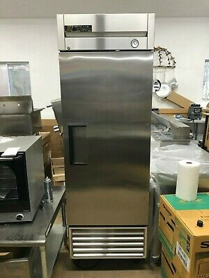 Traulsen Single Door Cooler G100 10 Stainless Great Condition Used