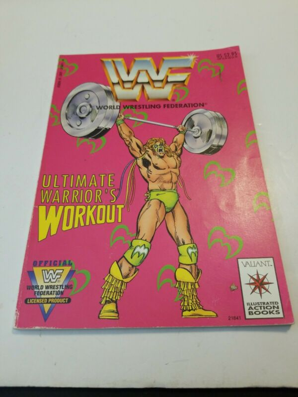 WWF Ultimate Warrior