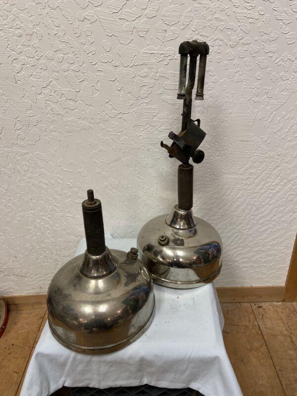 Vintage Coleman Lamp Co Quick Lite Wichita Kansas USA Pat May 1919  Lantern