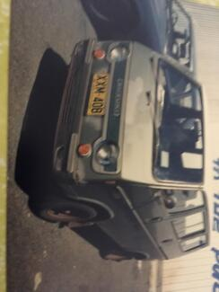 Wanted: 1976 Suzuki Carry van wanted