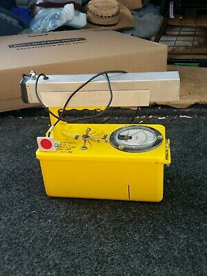 Geiger Counter Radiation Detector Made In The Usa 64546