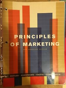 Principles of Marketing - 9th Canadian Edition