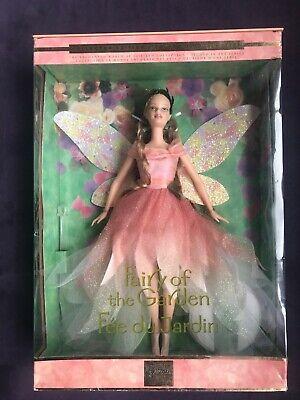 barbie fairy of the garden bnib