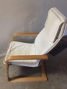 IKEA arm chair-favric Gordon Ku-ring-gai Area Preview