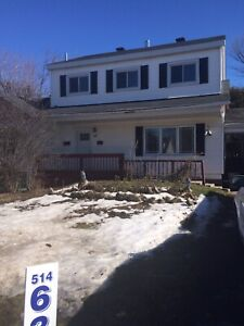 Newly renovated 4 bedroom house for rent in Dorval