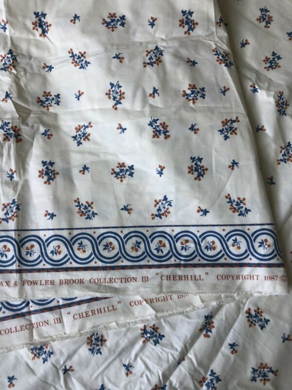 Colefax and Fowler Brook Collection III - CHERHILL - Chintz