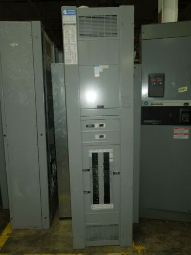 Challenger Prl2 600a 480/277 Mlo Panelboard W/ Breaker Distribution Nema 1