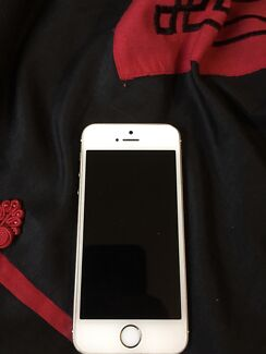 GOLD IPHONE5s 16gb Cranebrook Penrith Area Preview