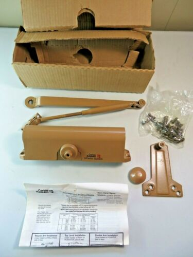 Corbin Russwin Door Closer DC4602  M100 691 Light bronze Reg Arm New