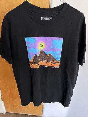 Pleasures Karma T-Shirt Black (Worn Once) [Size Large]